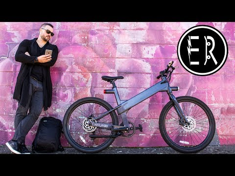 FIRST THIEF PROOF ELECTRIC BIKE?? Flash V1 Review 2018