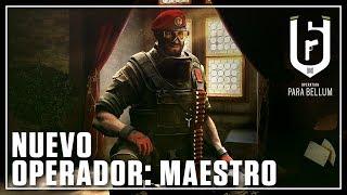 Rainbow Six Siege - Operación Para Bellum | Trailer Maestro