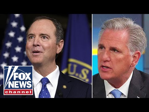 McCarthy: Schiff will lie and do anything to impeach Trump