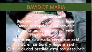 David De Maria-La Ciudad Perdida (Legendado 005) ♪♫