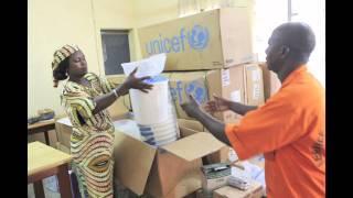 preview picture of video 'Répondre à l'épidemie de choléra au Cameroun - UNICEF'