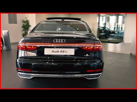Audi  A8 Long Седан класса F - рекламное видео 2