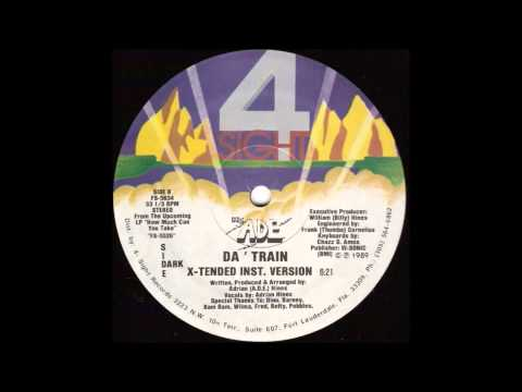 MC ADE - Da' Train (X-tended Instrumental Version)