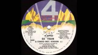 MC ADE - Da' Train (X-tended Instrumental Version)