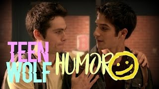 Download Video Teen Wolf HUMOR - 'Hey Garrett, shut up!' MP3 3GP MP4
