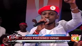 Bobi Wine the Musician Live #10Over10