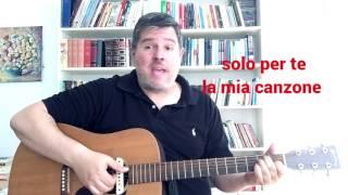 Italian mother song - Canzoni con Leo - Mamma  - with lyrics