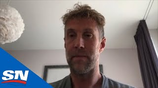 Why Joe Thornton Picked Maple Leafs: 'I Need To Win A Stanley Cup' by Sportsnet Canada