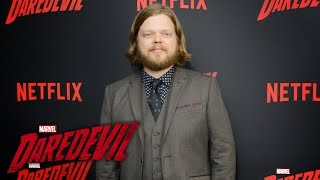 Elden Henson on Foggy – Marvel's Daredevil Season 2 Red Carpet
