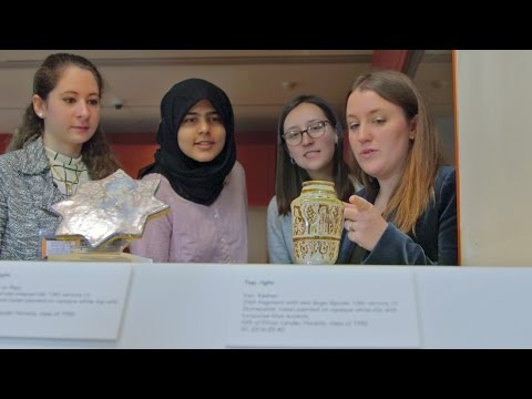 A New Gift of Islamic Art at Smith