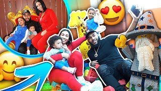 WE TOOK THE KIDS TO LEGOLAND | VLOGMAS DAY 13