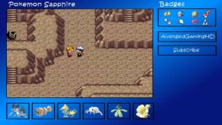 Let's Play Pokemon Sapphire Part 28 - 8th Gym Leader