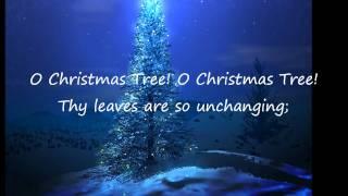 Cedarmont Kids - O Christmas Tree with lyrics