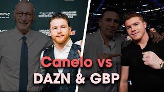 Canelo Alvarez vs DAZN & Golden Boy: His TOUGHEST FIGHT?