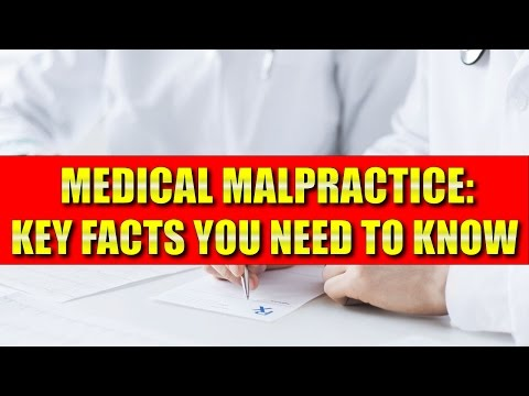 Medical Malpractice: Key facts you need to know about medical malpractice claims in Georgia