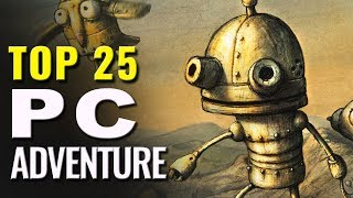 Top 25 Best PC Adventure Games