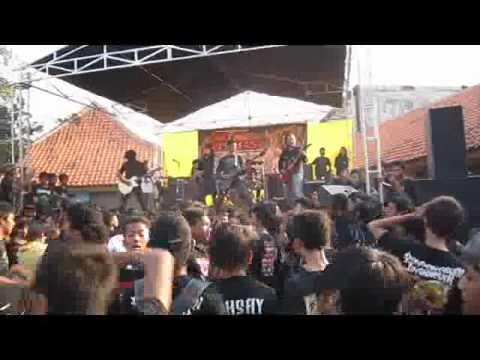 LEAVING STORIES - Tahta Suci  (Batang metal Fest)