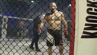 Dmitro Efremov vsTeimur Absdez  KNO world Tour Israel 🇮🇱 93 kg. 18.05.17.