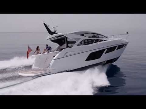 Sunseeker Predator 57video