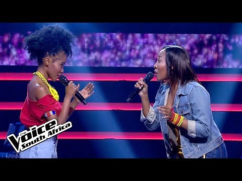 Aura – 'Easy To Love' | KnockOuts | The Voice SA | M-Net