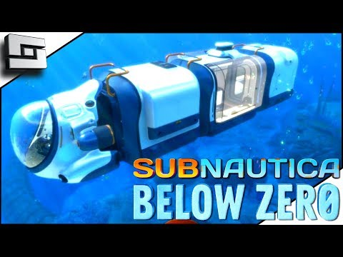 New Sea Truck in Below Zero Is Epic! Subnautica Below Zero Gameplay - E11