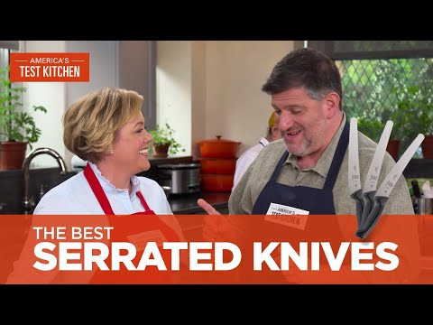 The Best Serrated Knives