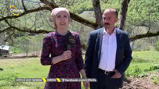 Köylü Kızı Semra - Akkuş Ordu'da Karadeniz'i Tanıtıyor