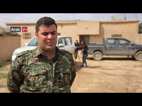 Syria | Syrian Democratic Forces: Civilians And Mines Hinder Forces Advancement In Baghouz