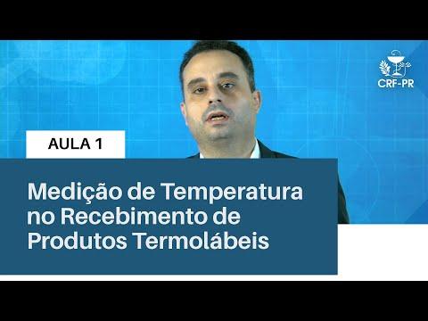 Medição de Temperatura - Aula 1