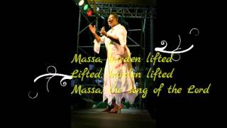 Massa  (lyrics) written by Rev Angela Williams