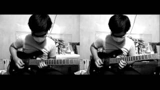 Avenged Sevenfold - Clairvoyant Disease (Guitar Cover)