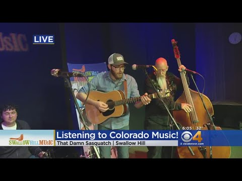 Spencer Crawford's band on CBS Denver