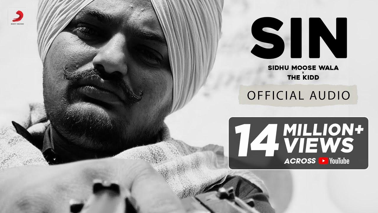 Sidhu Moose Wala - Sin Rap | Latest Punjabi Song Lyrics