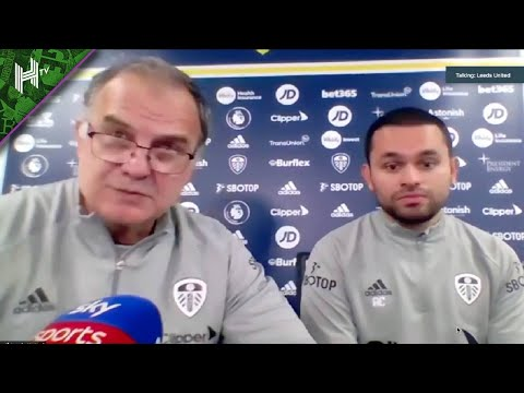 Why Kiko Casilla was captain after race ban I Leeds v Fulham I Marcelo Bielsa press conference
