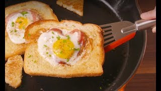 10 Quick and Easy Breakfast Recipes From Around The World - How To Make Breakfast