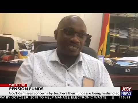 Pension Funds - The Pulse on JoyNews (10-8-18)