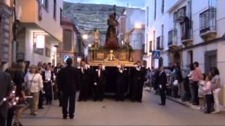 preview picture of video '75º Aniversario Esquina de Mauricio Soledad   Procesión extraordinaria'