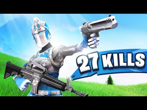 , title : 'Ninja's Most INSANE Squads Match!! 27 Elims!!'