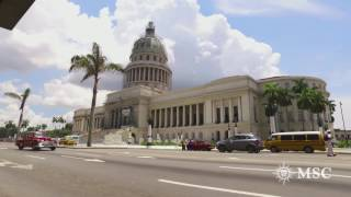 Karibik, Kuba & Antillen mit MSC Kreuzfahrten