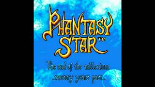 Phantasy Star 20 Years Past [Fan Project]