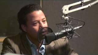 Scott Simon interviews Terrence Howard