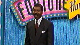 Illinois Lottery - $100,000 Fortune Hunt - 7/7/90 - Bessie Davis, winner