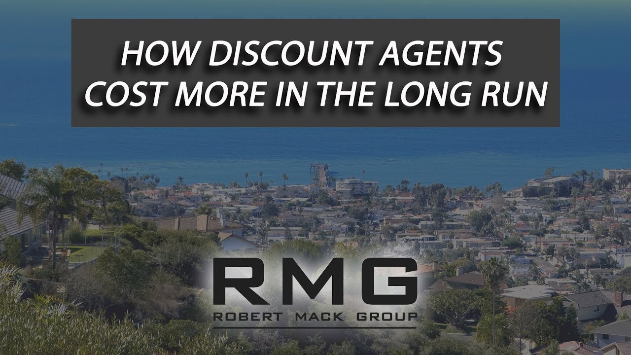 How Discount Agents Cost More in the Long Run