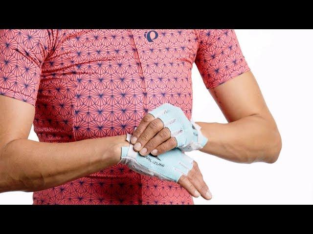 Видео Перчатки Pearl iZUMi ELITE Gel Gloves (Torch Red)