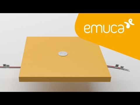 How to mount a Dot dimmer touch sensor with LED luminaires – Emuca