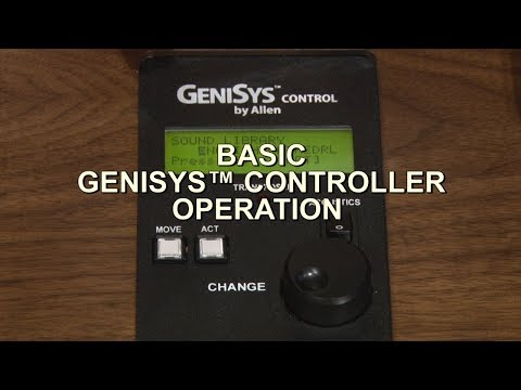 GeniSys™ Controller