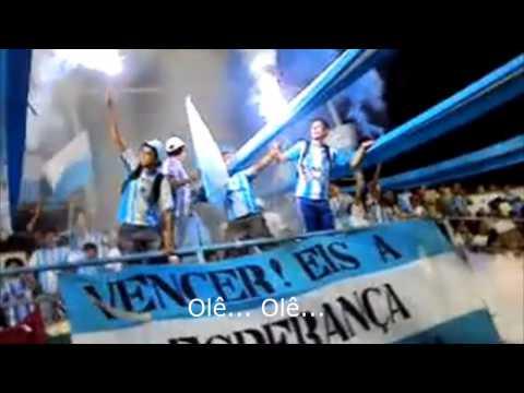 """""""Bac- Banda Alma Celeste/ Anunciação"""" Barra: Alma Celeste • Club: Paysandu"""