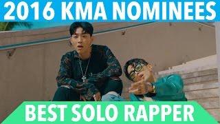 2016 K-VILLE MUSIC AWARDS (KMA