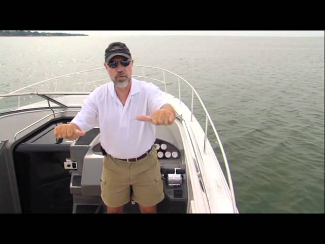 Quick Tips with Captain Frank-docking a twin engine