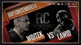 Rap Contenders - Edition 6 - Lawid vs Wojtek